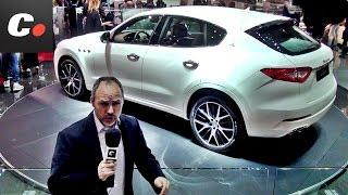 SUV y Crossover | Salón de Ginebra 2016 | Geneva International Motor Show | coches.net