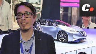 Nissan IDS Concept | Salón de Ginebra 2016 | Geneva International Motor Show | coches.net