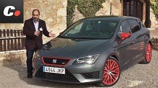 Seat León Cupra 290 CV | Primera Prueba / Review en español | Contacto | coches.net
