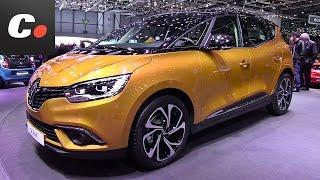 Nuevo Renault Scénic | Presentación Estática / Review | Salón de Ginebra 2016 | coches.net